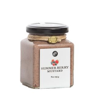 Summer Berry Mustard