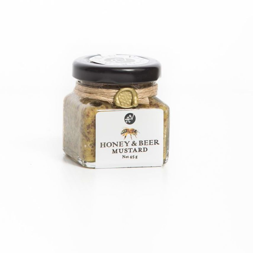 Honey & Beer Mustard 45g